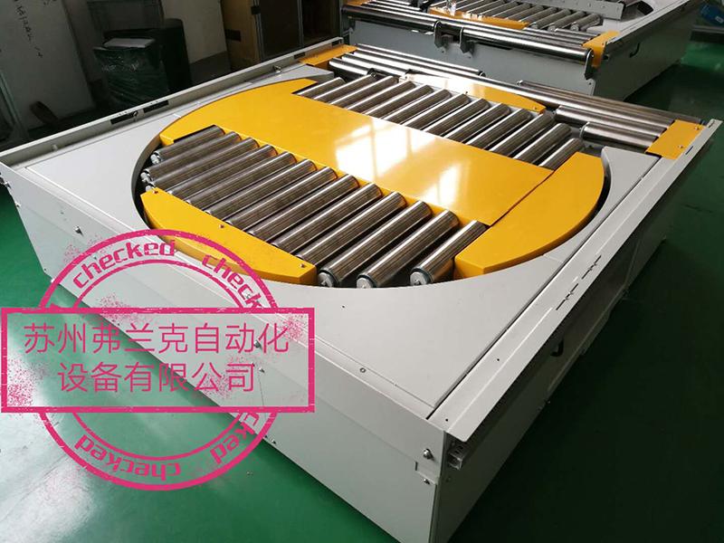 上海某公司空調柔性生產線項目